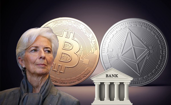 Will imf try to control cryptocurrency