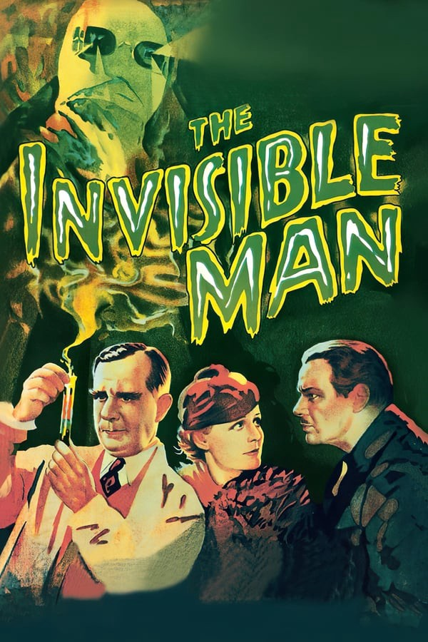 Film Hd The Invisible Man 1933 Streaming Online Subtitrat In Română By Lir Feb 2021 Medium