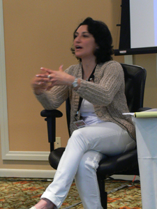 Dr. Amy Zalman, an ex-SAIC strategist, is CEO of the World Futures Society, and a long-time Pentagon Highlands Forum delegate consulting for the US government on strategic communications in irregular warfare
