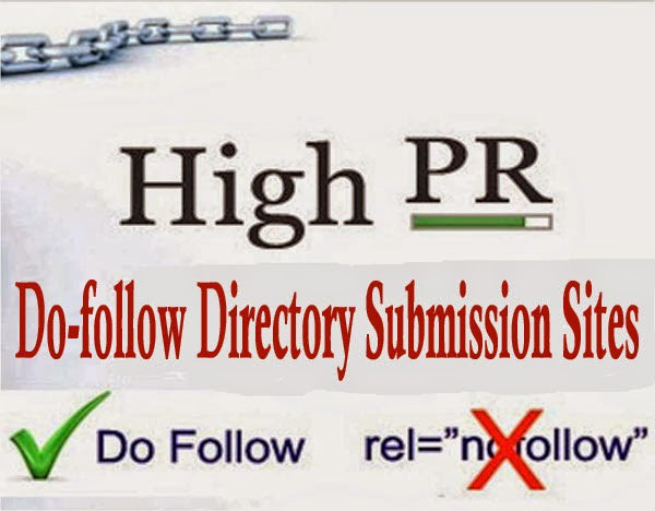 Top 20 High Page Rank Do follow Directory Submission Sites List