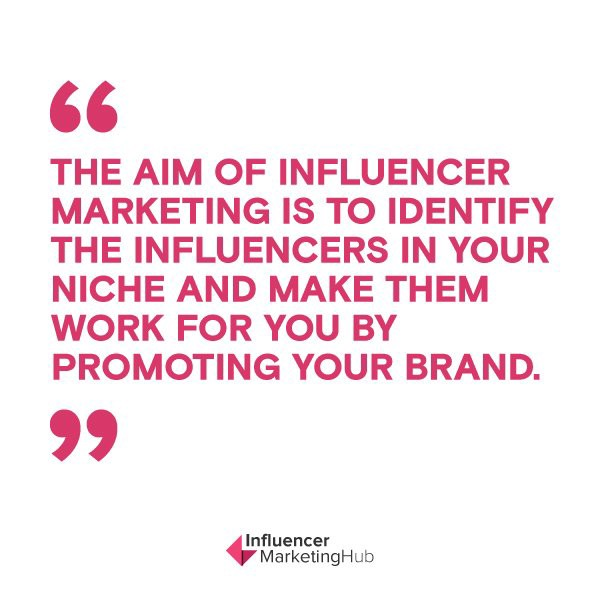 Democratizing Influencer marketing and branded content.