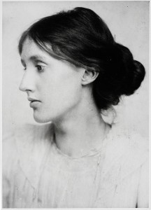 THE PAST SKETCH WOOLF VIRGINIA OF A