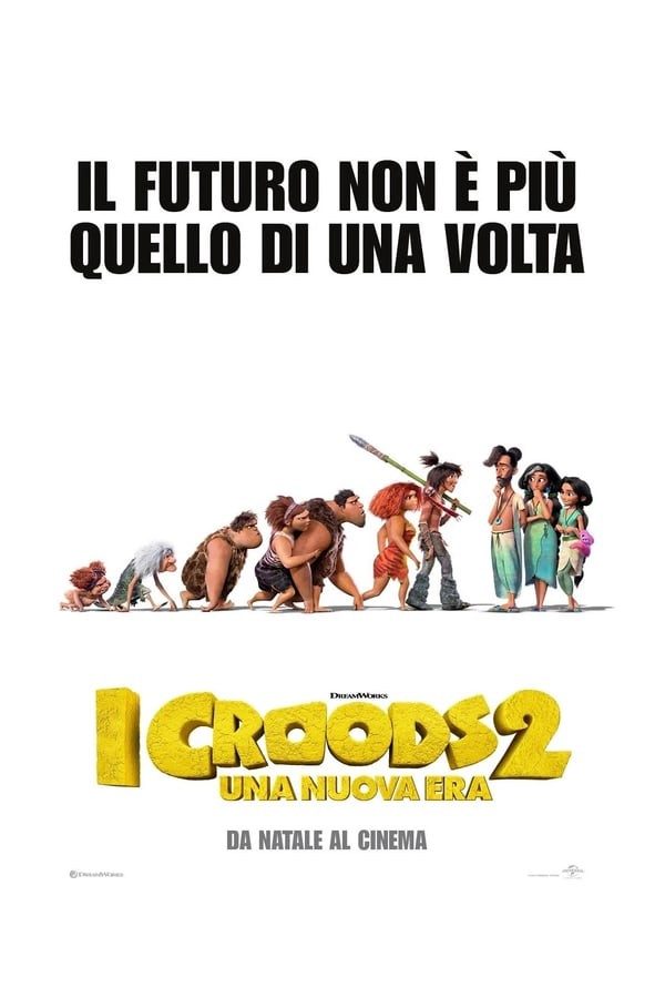 Hd Guarda I Croods 2 Una Nuova Era 2020 Film Completo Streaming Italiano Hd Gratis By Underbuilding Medium