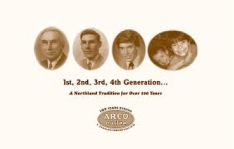 The Andressen family of ARCO coffee