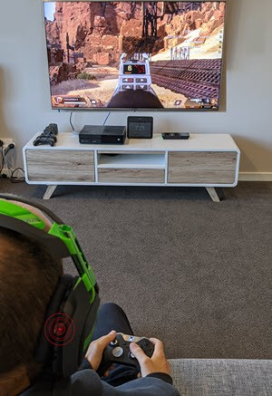 Focus alert while playing Apex Legends