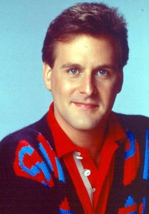 The Same Picture of Dave Coulier Every Day: Ironic joke, or