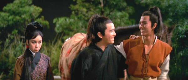 The New One-Armed Swordsman (Chang Cheh, 1971) - The Chinese ...