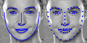 face-api js — JavaScript API for Face Recognition in the