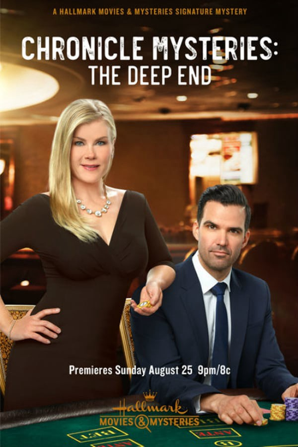 Hallmark Movies And Mysteries.Watch Chronicle Mysteries The Deep End 2019 Hallmark Movie Full Hd
