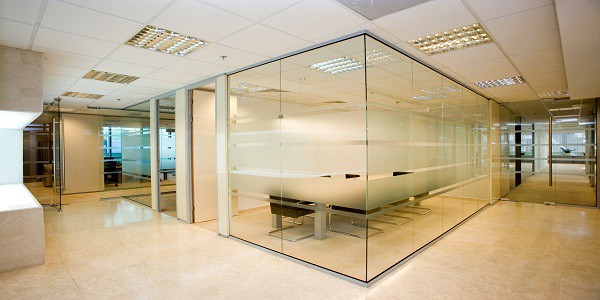 Image result for Using Glass in Offices