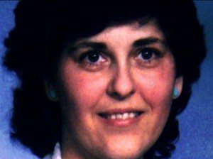 Jennifer Myers, who was murdered in 1996