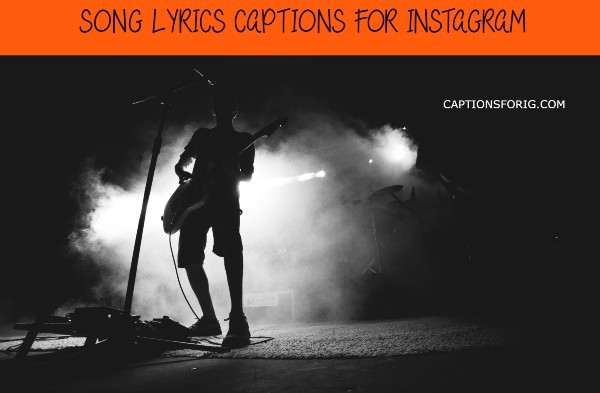 47 Awesome Song Lyrics Captions For Instagram 2020 By Tushar Patil Medium