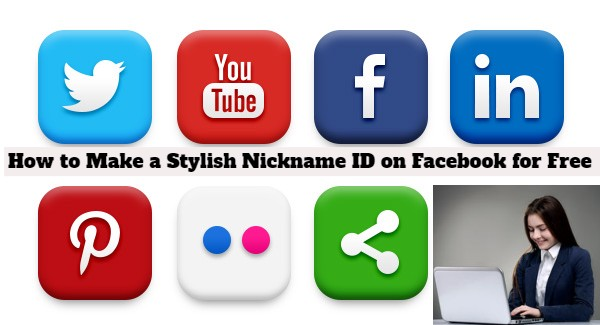 How to Make a Stylish Nickname ID on Facebook for Free