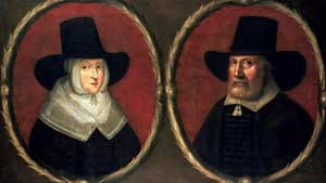 Puritans drank beer, loved sex and didn't burn witches