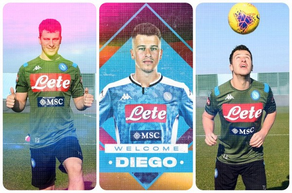 Vice Captain Of The Rb Leipzig Diego Demme Joins To Naples By Chen Anny Medium