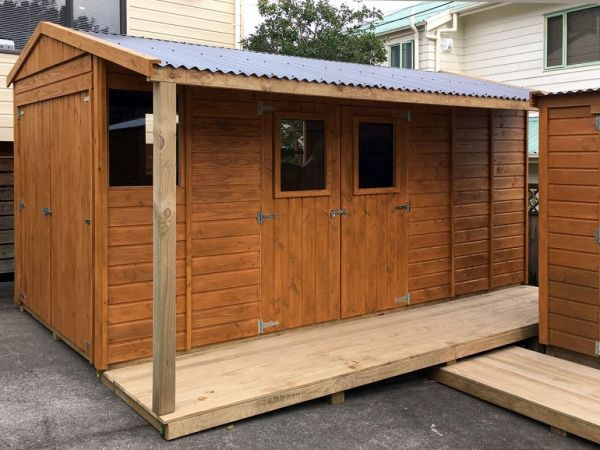 Lean To 8 X 12 Diy Shed Building Diagrams  U2014 Items To