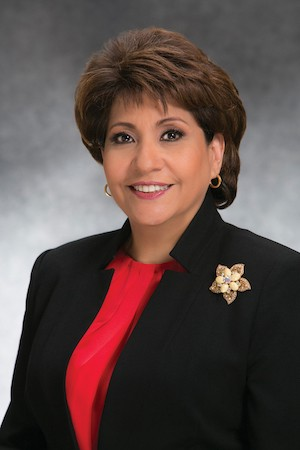 Janet Murguía is President and CEO of UnidosUS, (formerly the National Council of La Raza), the nation's largest Latino civil