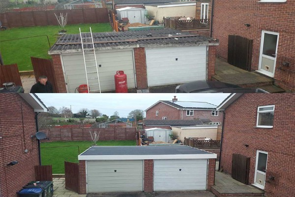 Asbestos Garage Roof Replacement 3 Things To Know Before Choosing A Contractor By Asbesto Safe Medium