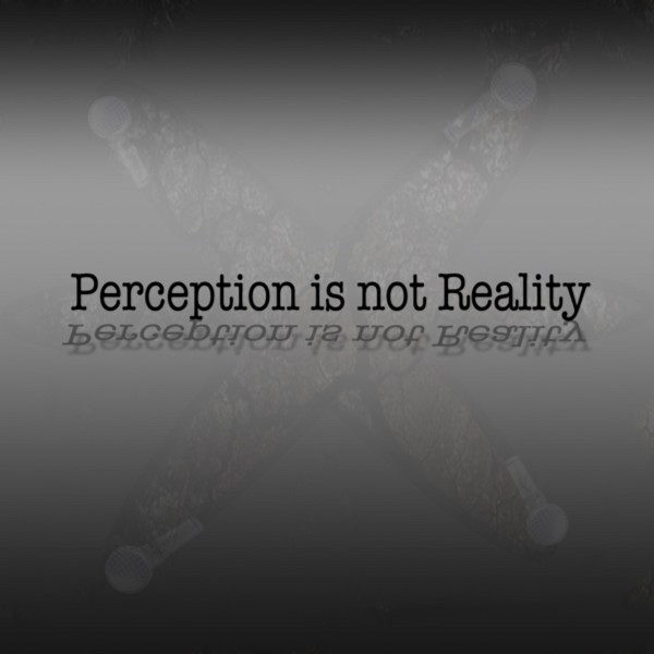 an essay on reality perception Tyler b essay what is the difference between perception and reality perception and reality are two completely different ideas, they are accepted as they are.