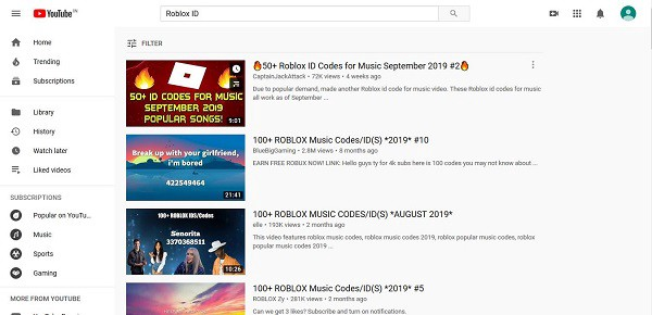 3 2 1 Run Roblox Song How Get The Updated Roblox Music Codes Song Ids For The Latest And Your Favourite Songs By Alex Son Medium
