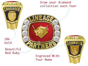 Lineage Partners Ring