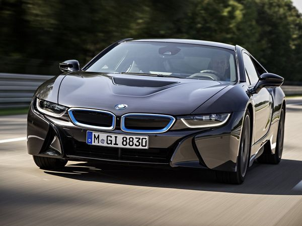 What Is Bmw >> Why Is Bmw I8 So Expensive You Know The Reason After