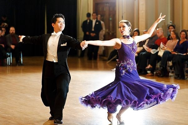 Ballroom Bliss At The B Amp B Life Speaks Medium