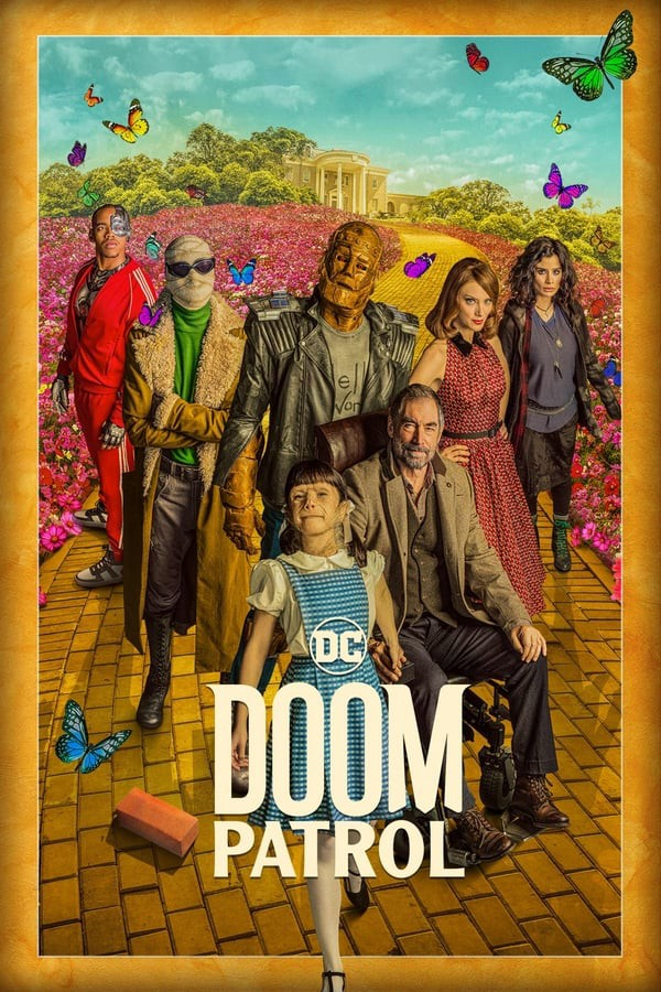 Streaming Doom Patrol Fun Size Patrol Season 2 Episode 1 2020 By Tutut Asep 2020 Doom Patrol Jun 2020 Medium