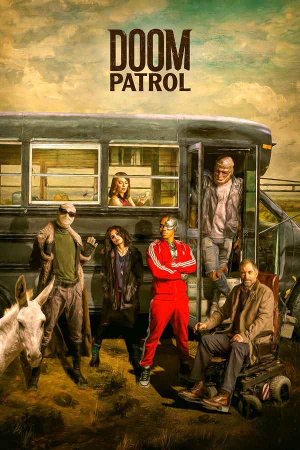 Watch Doom Patrol Season 2 Episode 7 Full Episode Online By Doom Patrol Jul 2020 Medium