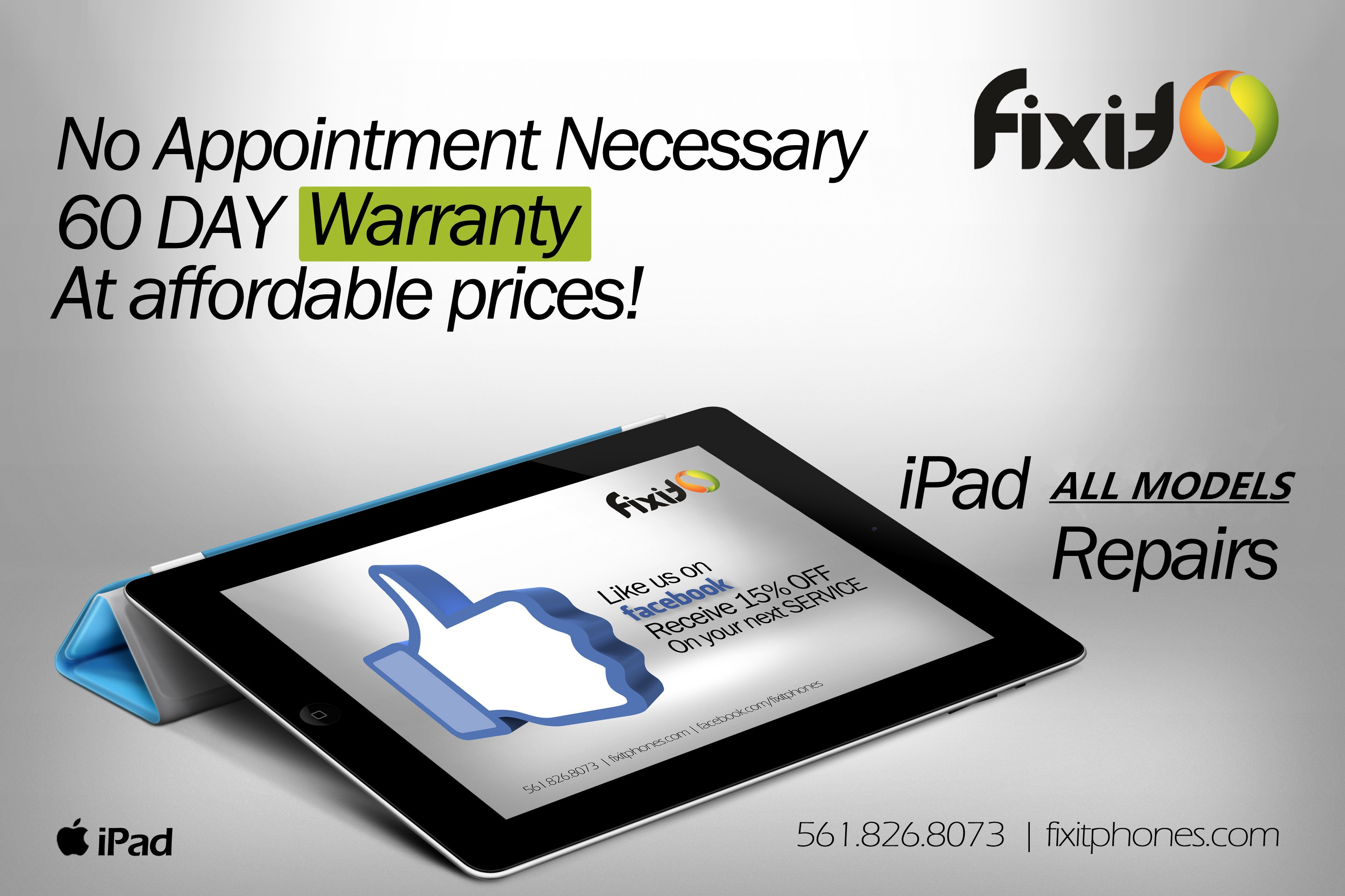 How much is it to fix a iPad cracked screen? | by Fixit Phone Repair |  Medium