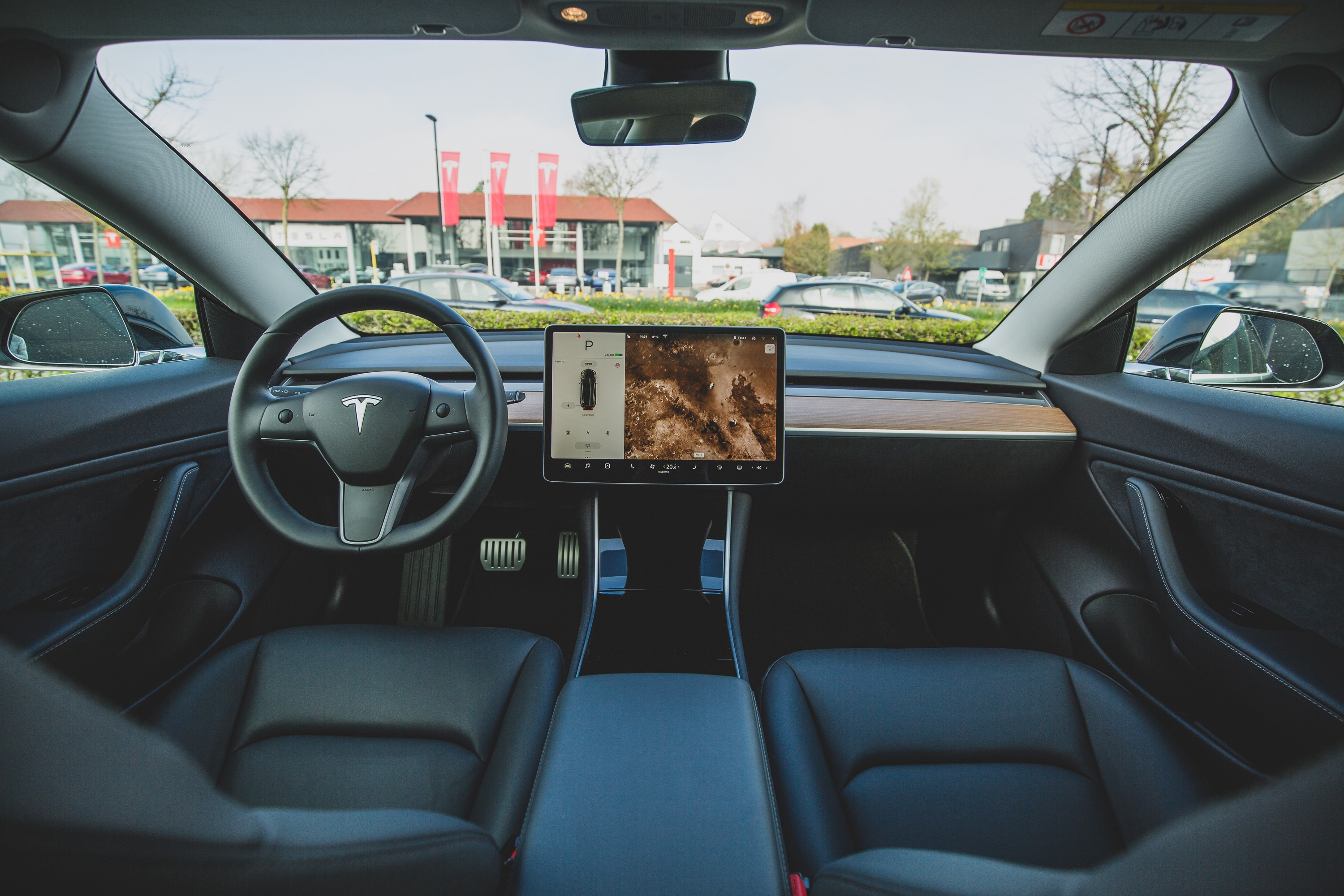 7 Essential Interior Upgrades For Model 3 By Matthew Cheung Medium