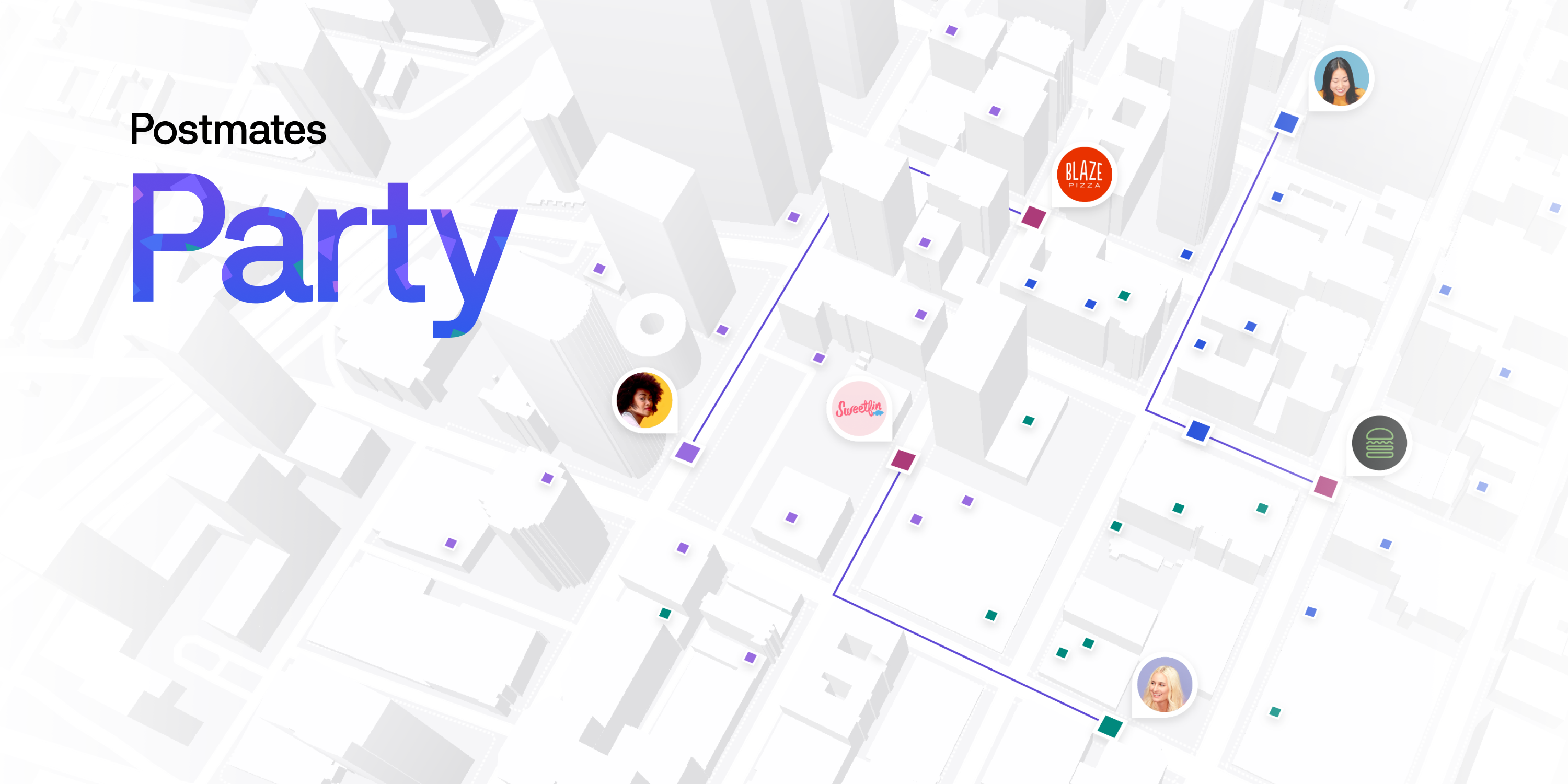 Join the (Postmates) Party - Postmates