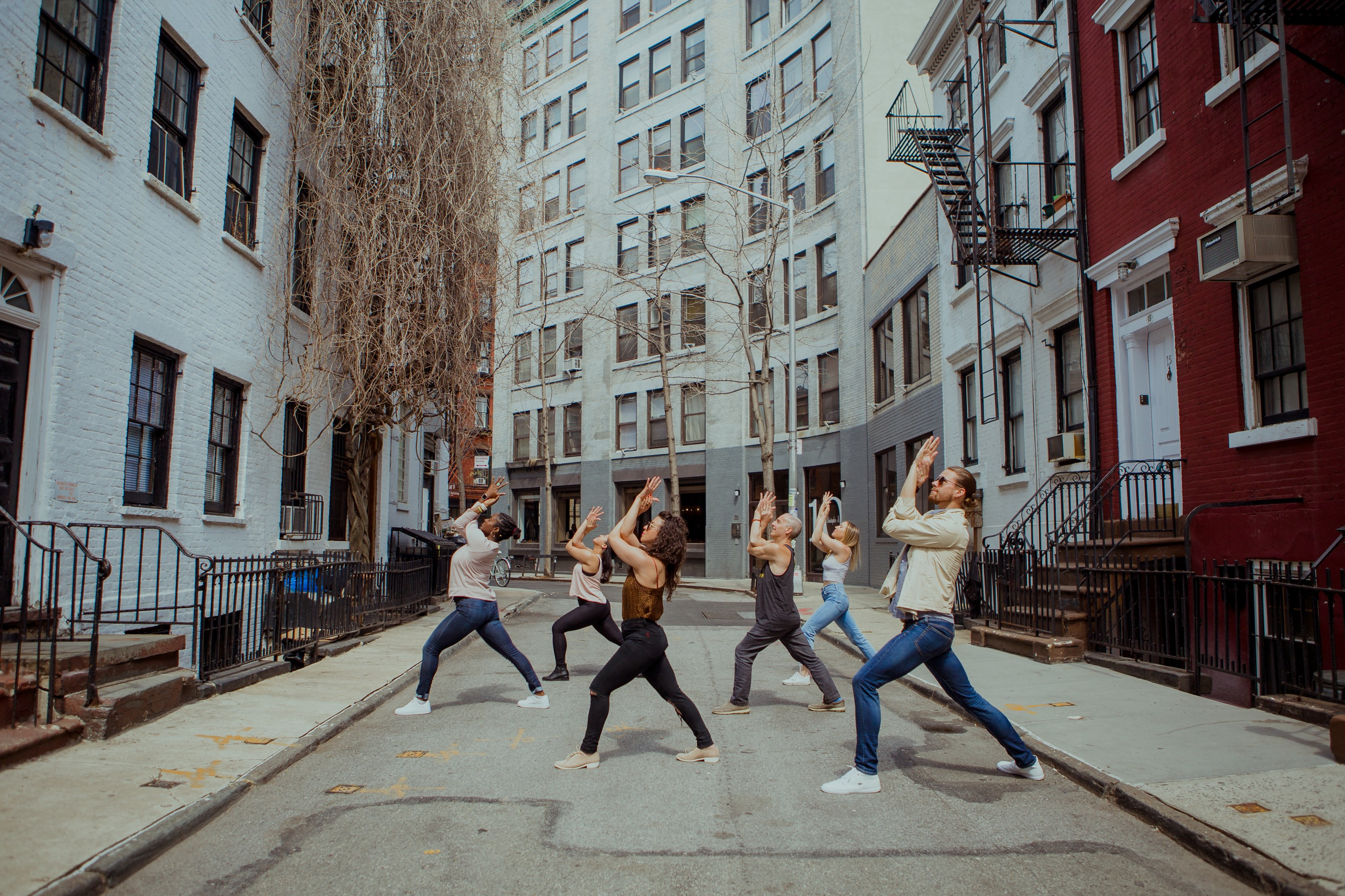 Modo Yoga Nyc A Tale Of Community Caring And Pivoting Into The Unknown By Antonia Medium