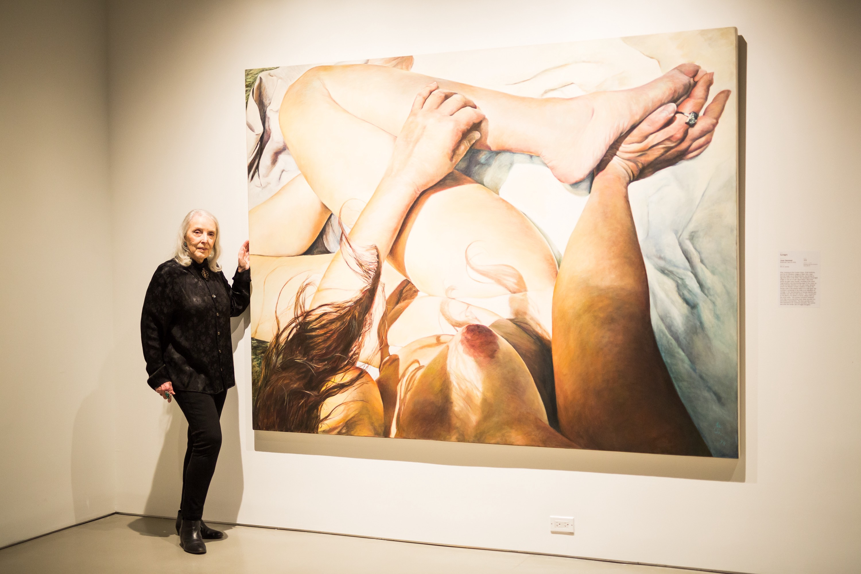 Angelika Baumgart every woman artist exhibited at the jewish museum, 1947–2019