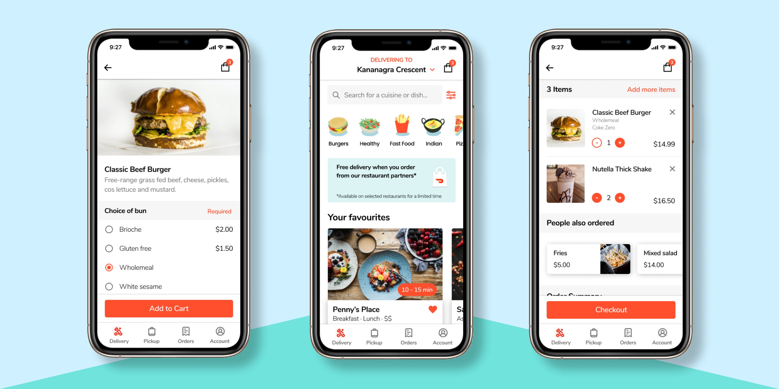 Redesigning Doordash To Create An Improved Digital Food Ordering Experience By Ashleigh Ryan Aug 2020 Ux Collective Ux Collective