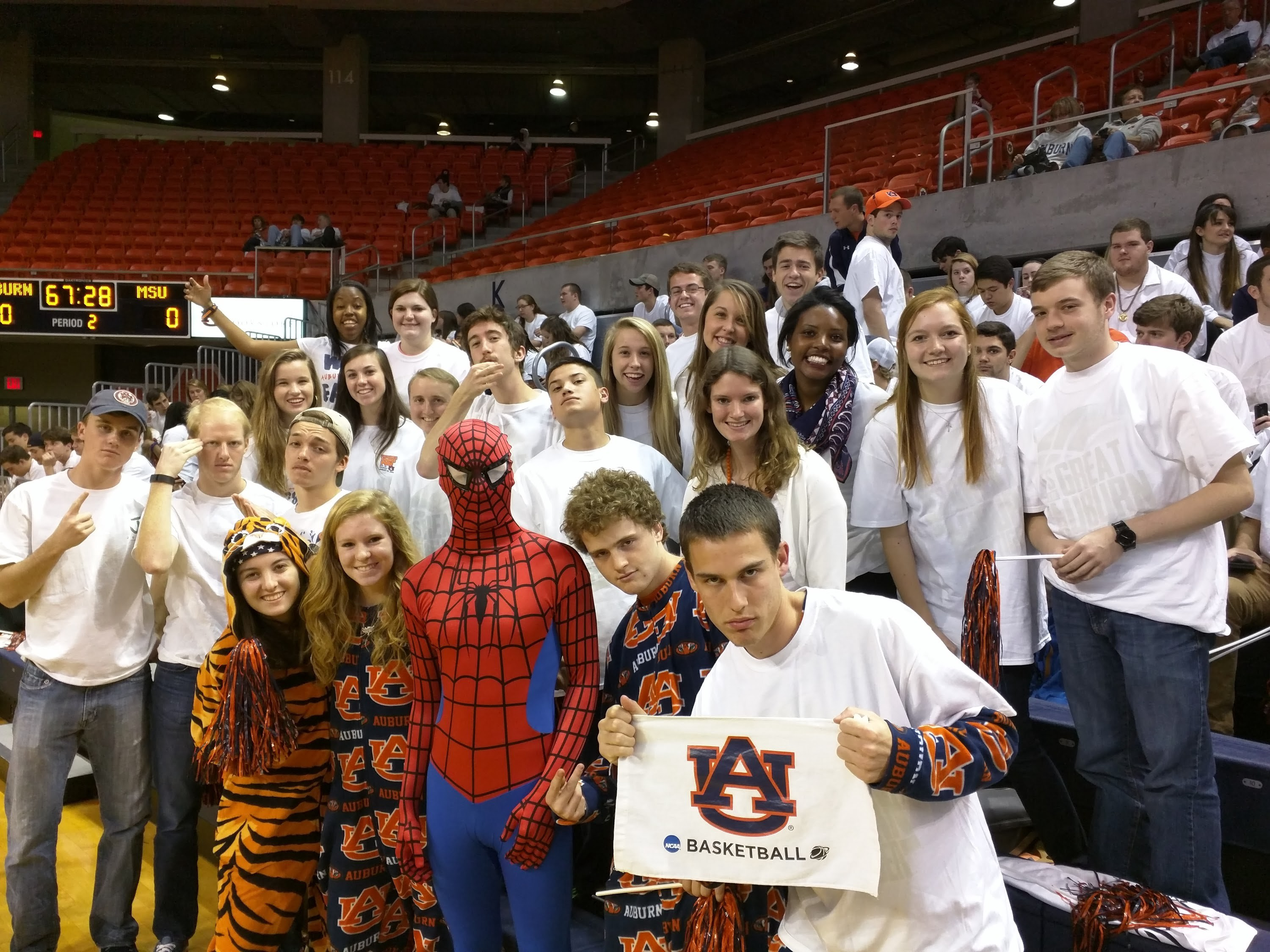 A Look Back At Auburn Basketball In My Six Years As An