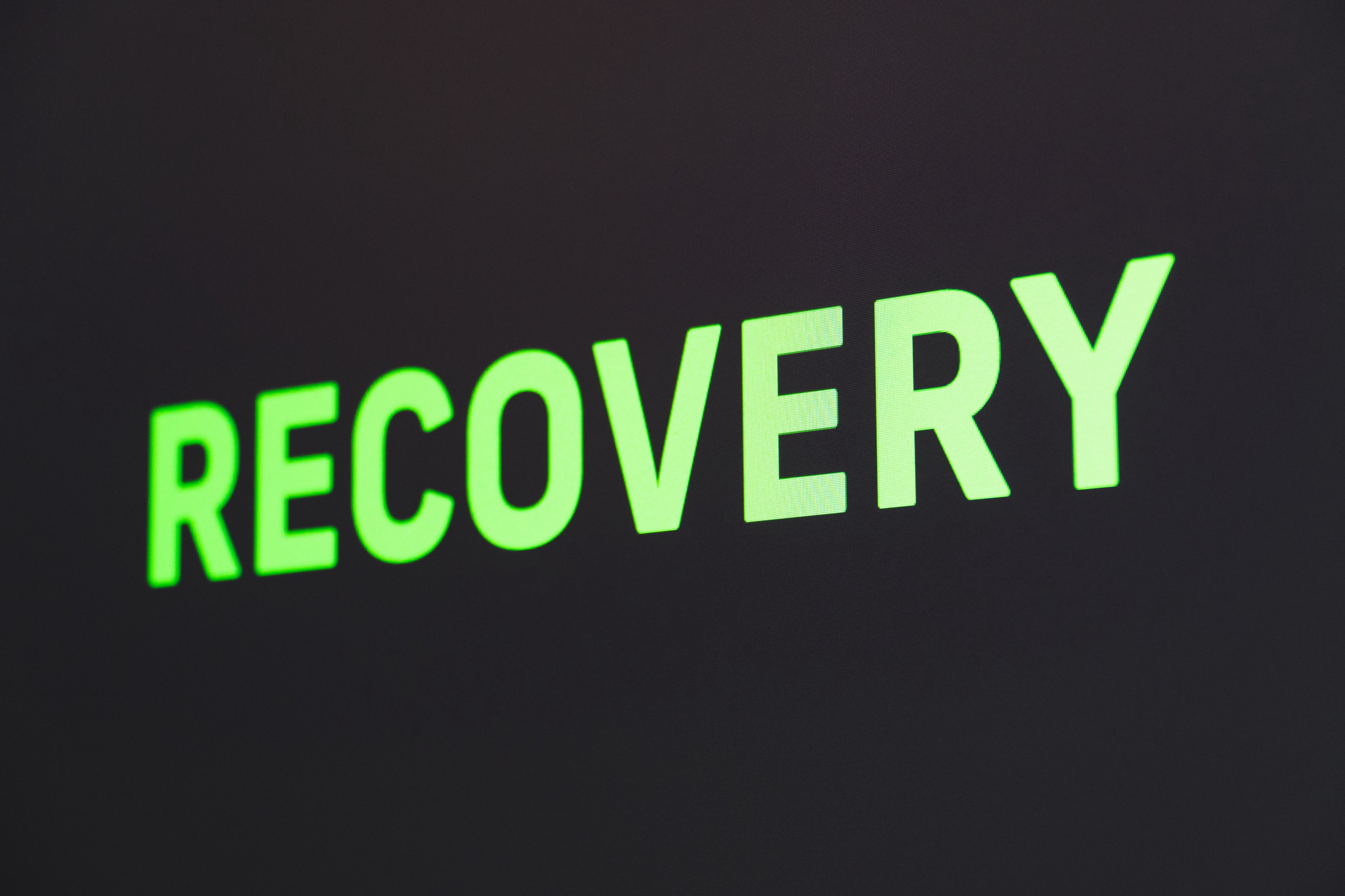 Recovery's success depends on acceptance of addiction and eliminating reflex activities and thoughts