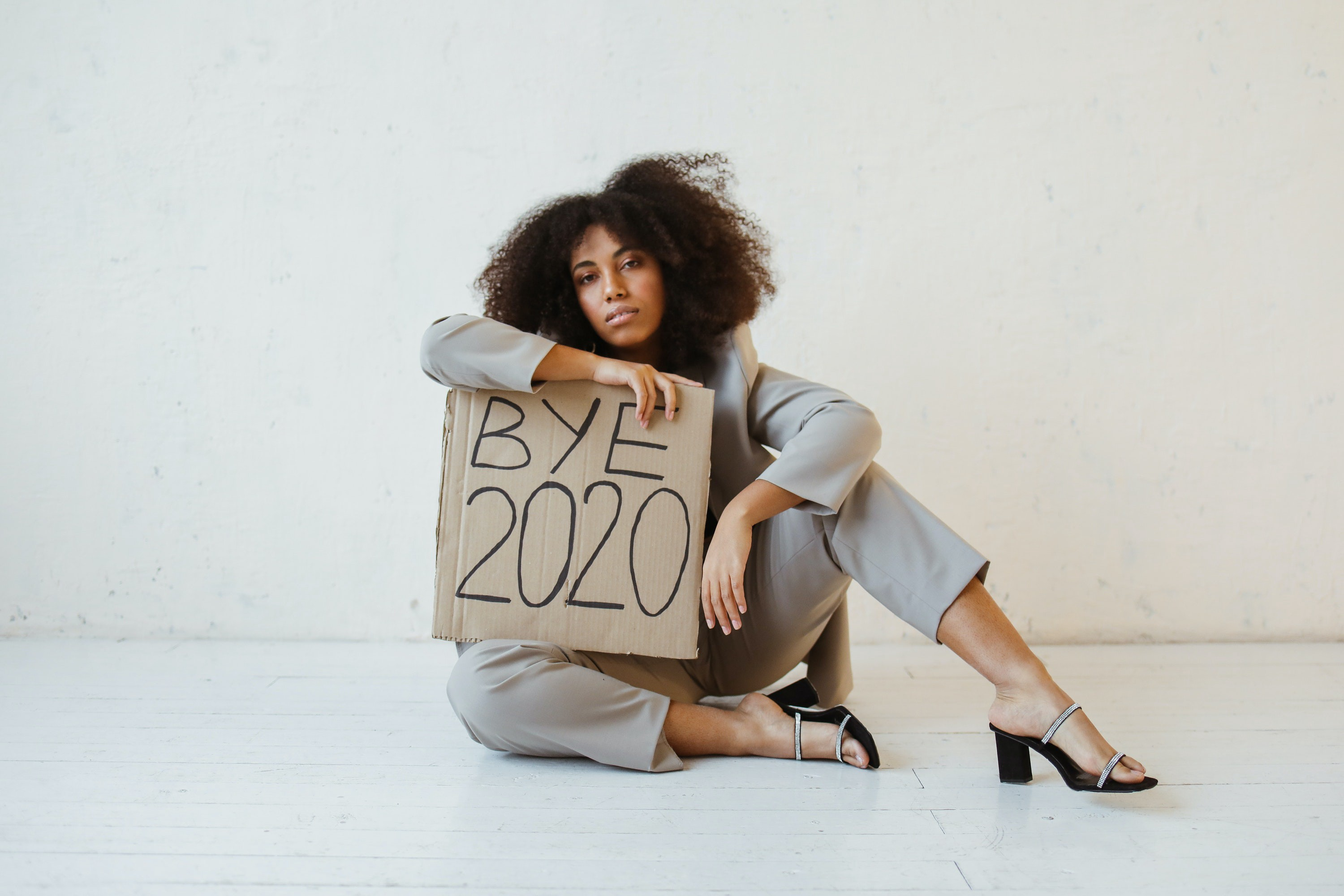 2020 is not a wasted year, look back but don't dwell on it to make a better future for ourselves