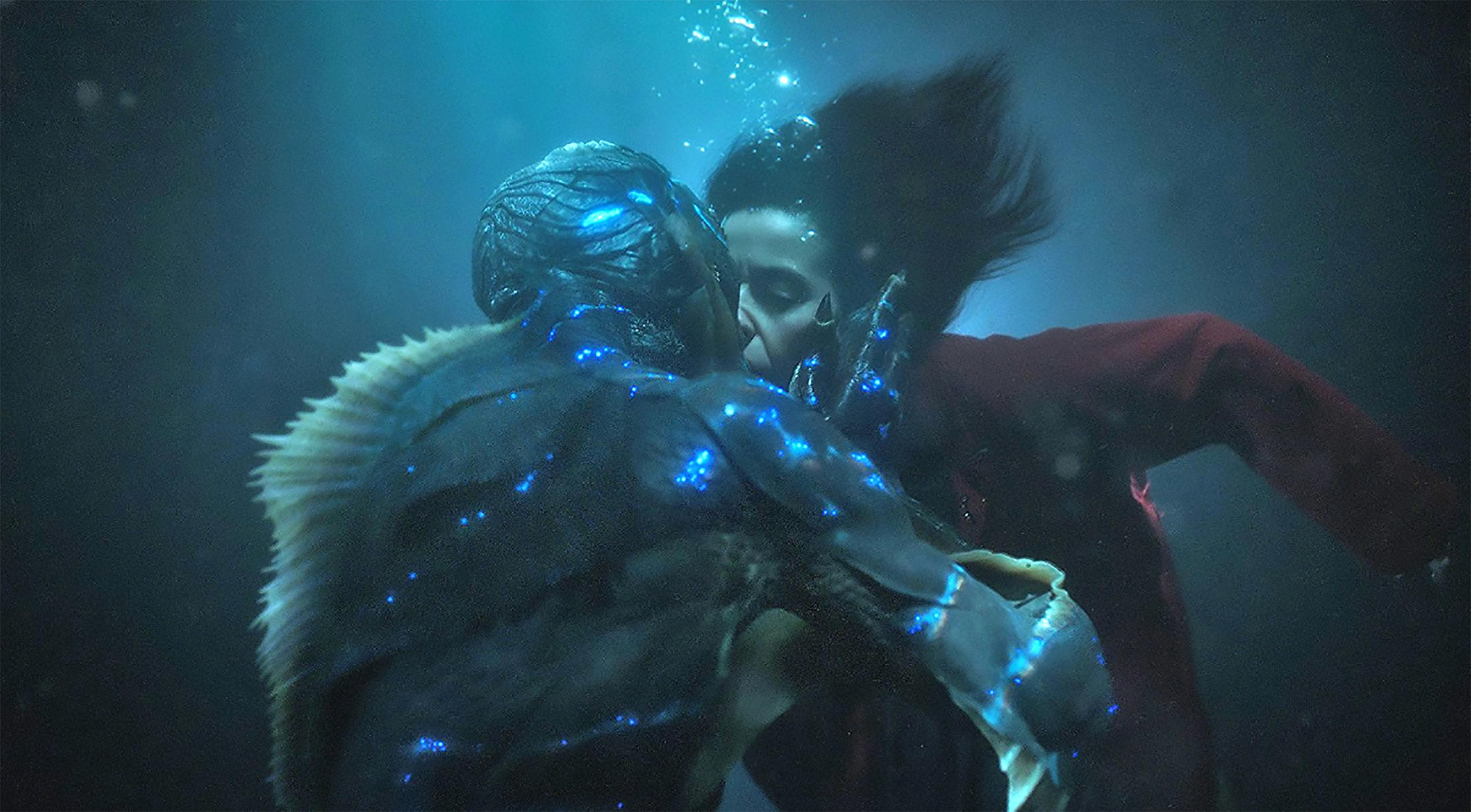 How The Shape Of Water End Up Like A Good Movie Not A Great One