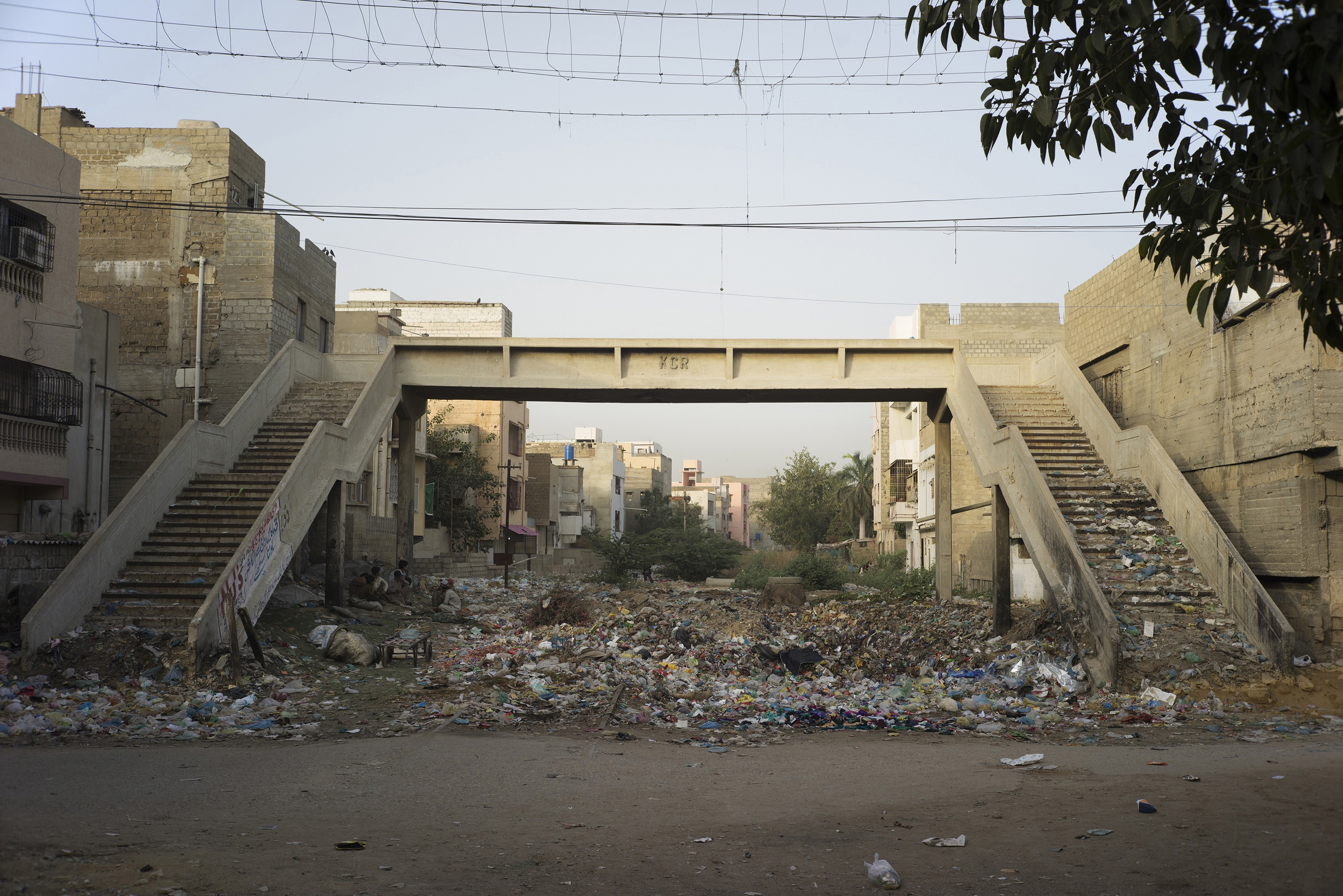 Seeing Karachi Through Its Abandoned Public Railway System By Doug Bierend Vantage Medium