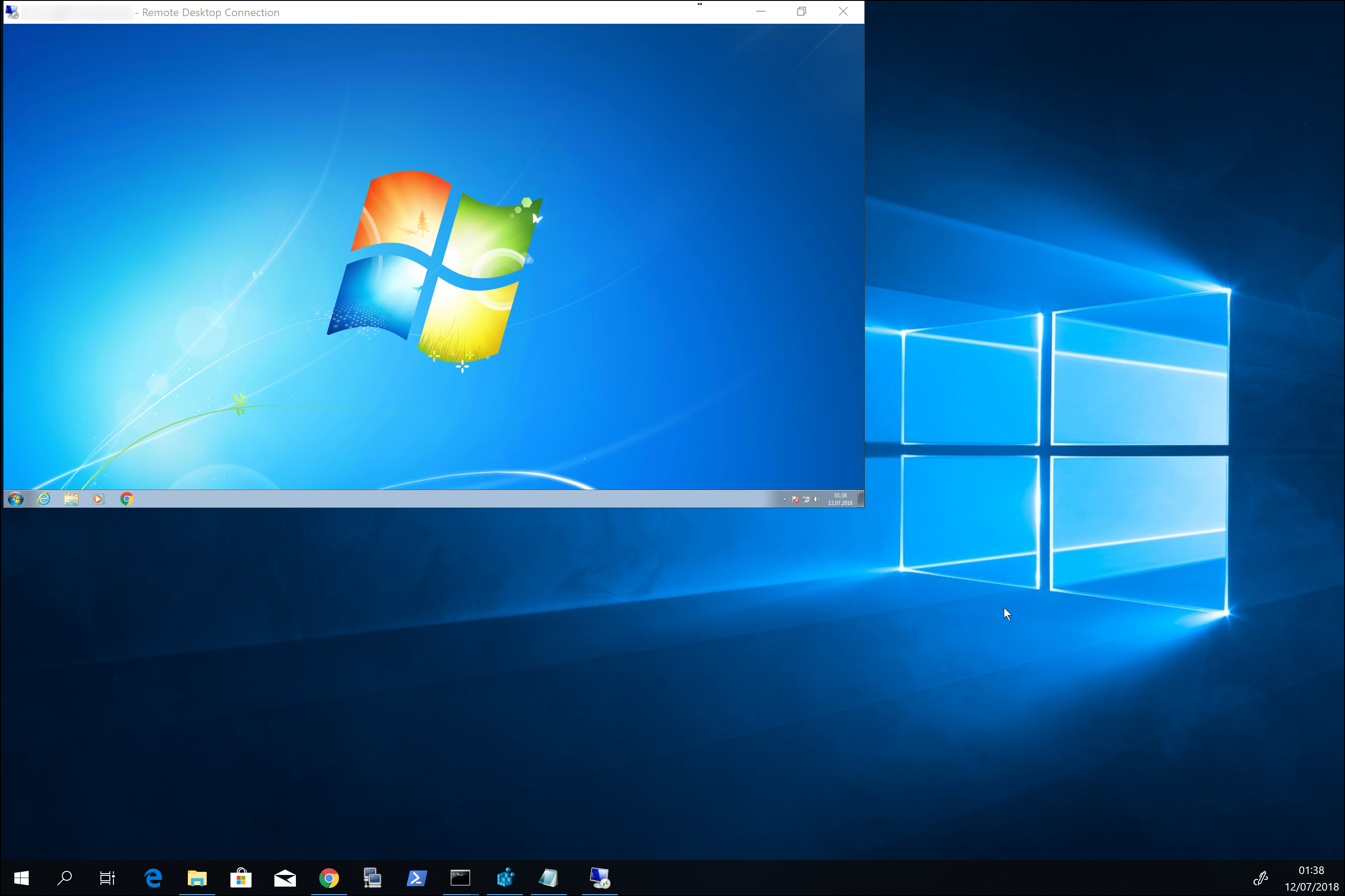 Remote Desktop client on HiDPI (Retina) displays: Work