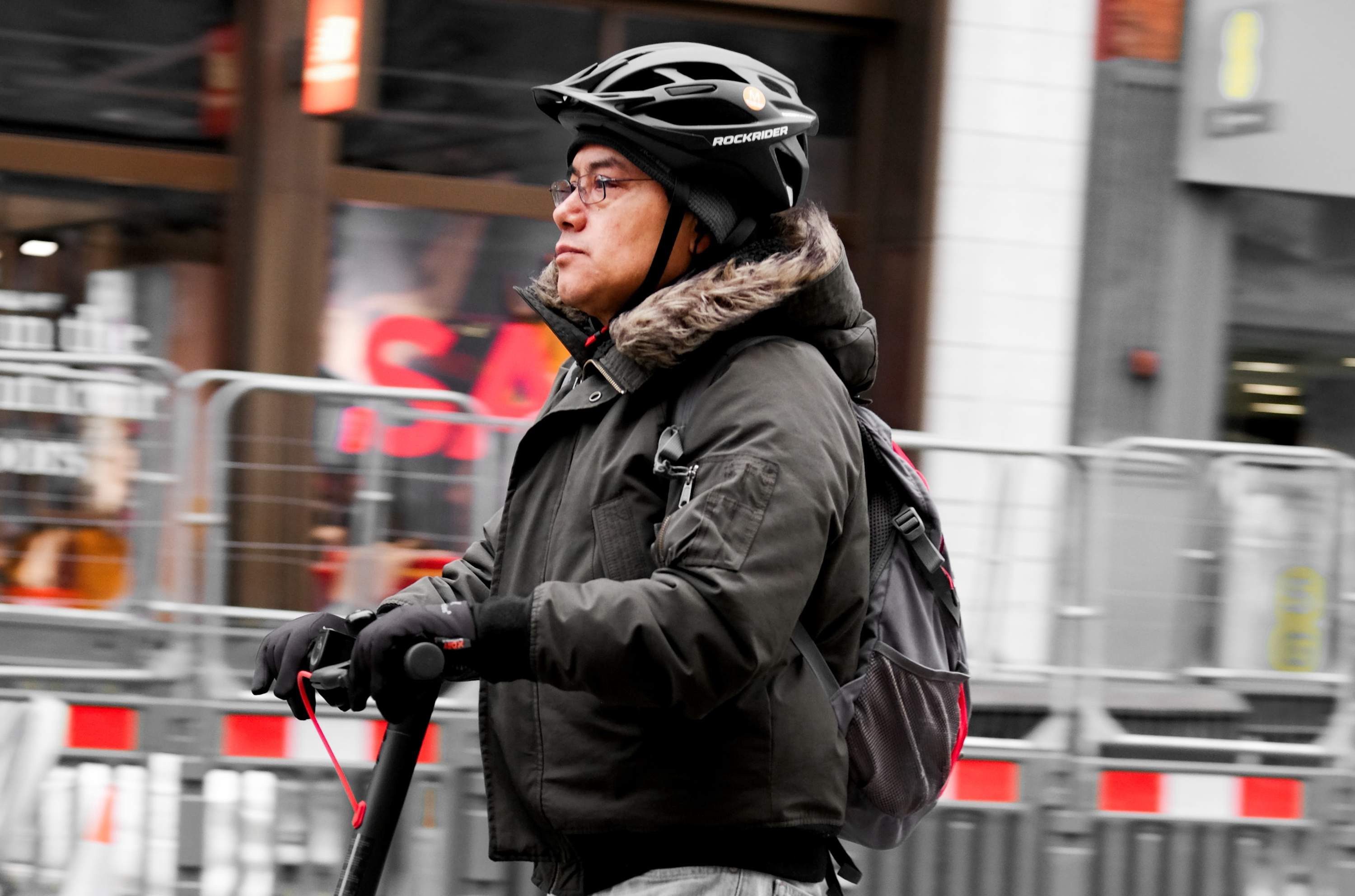 Do I Need A Helmet When Riding An Electric Scooter Medium