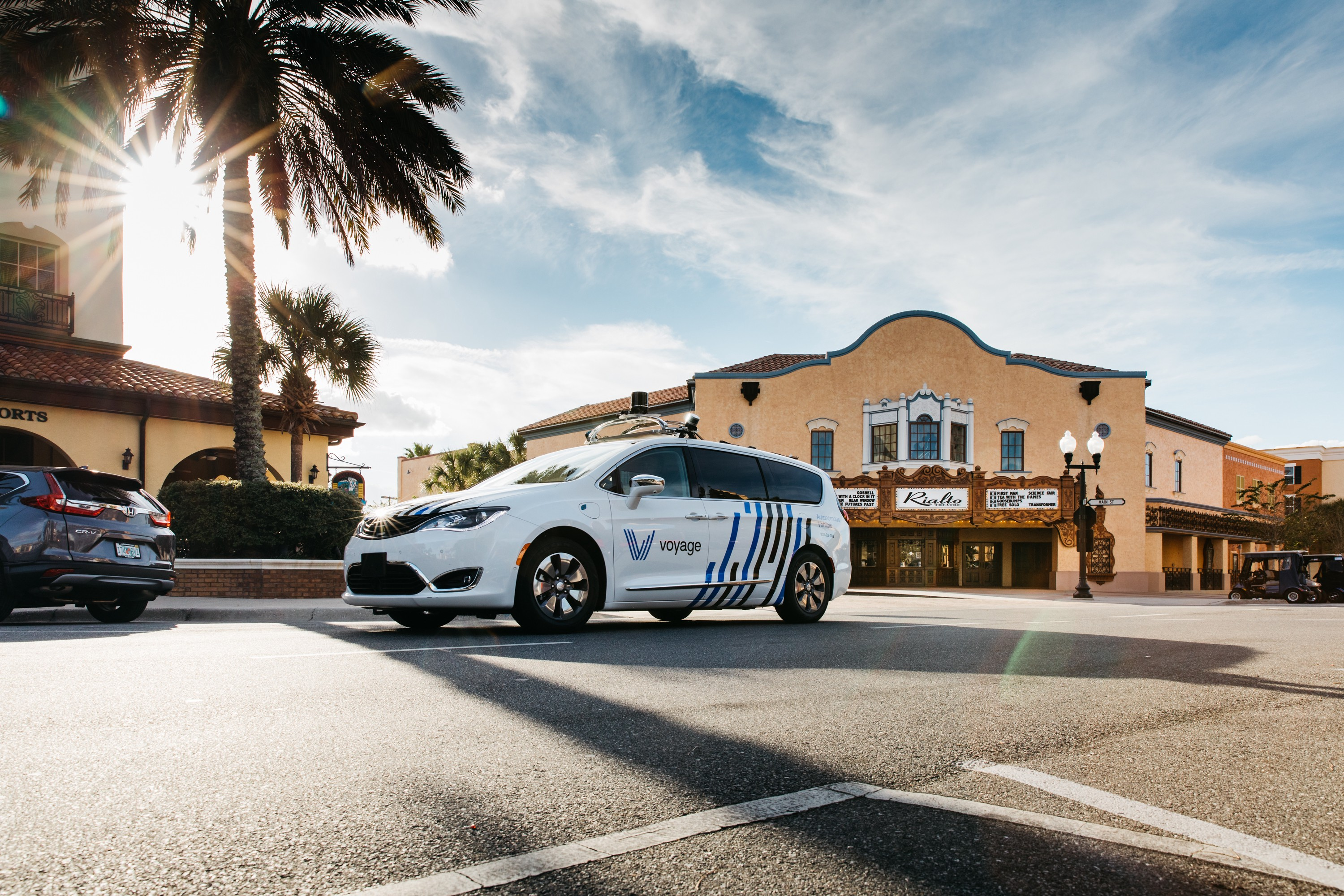 Why Retirement Communities Are Perfect for Self-Driving Cars