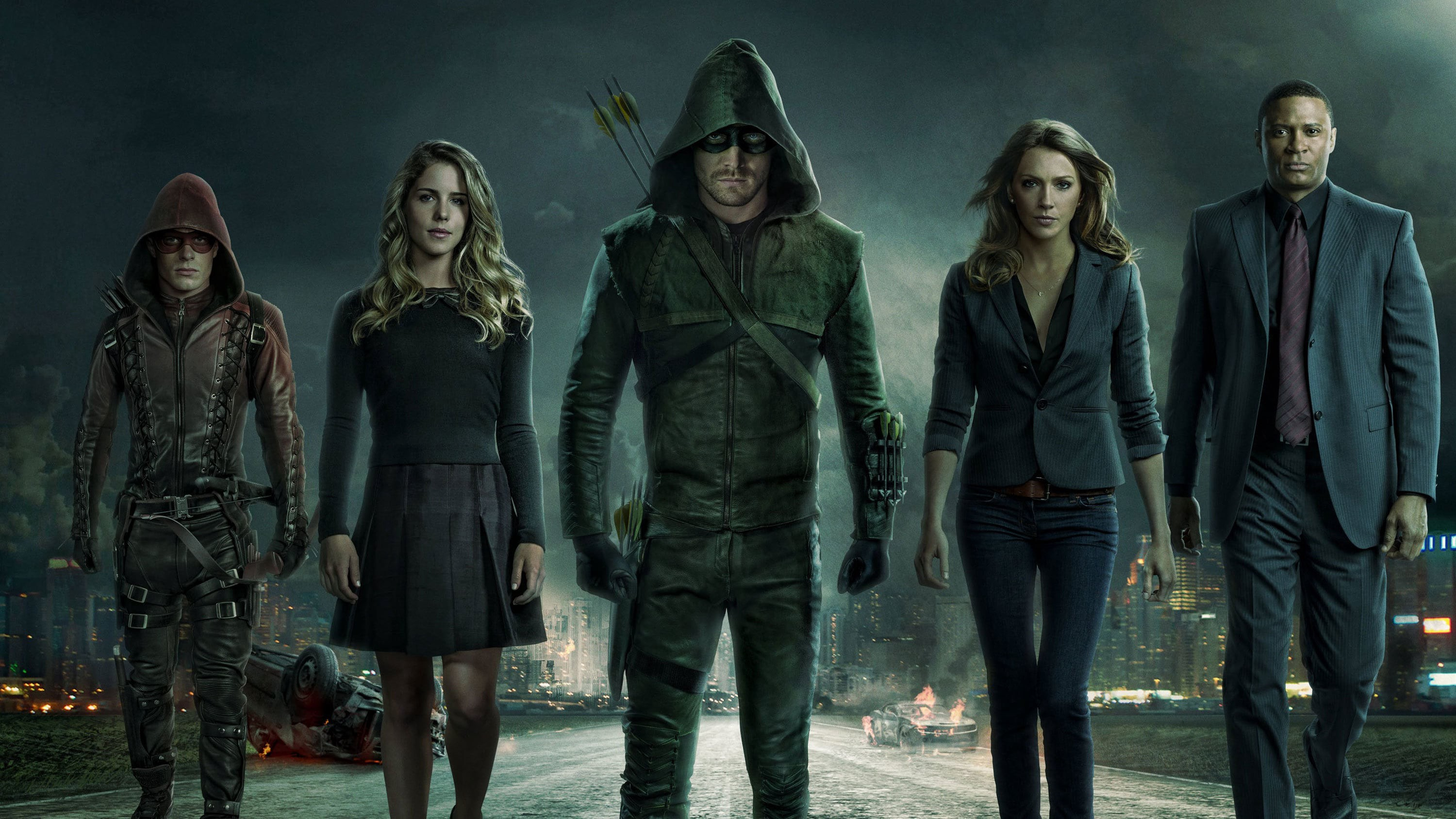 Spoiler Alert: Full synopsis for the episode 'Reset' From Arrow season 8