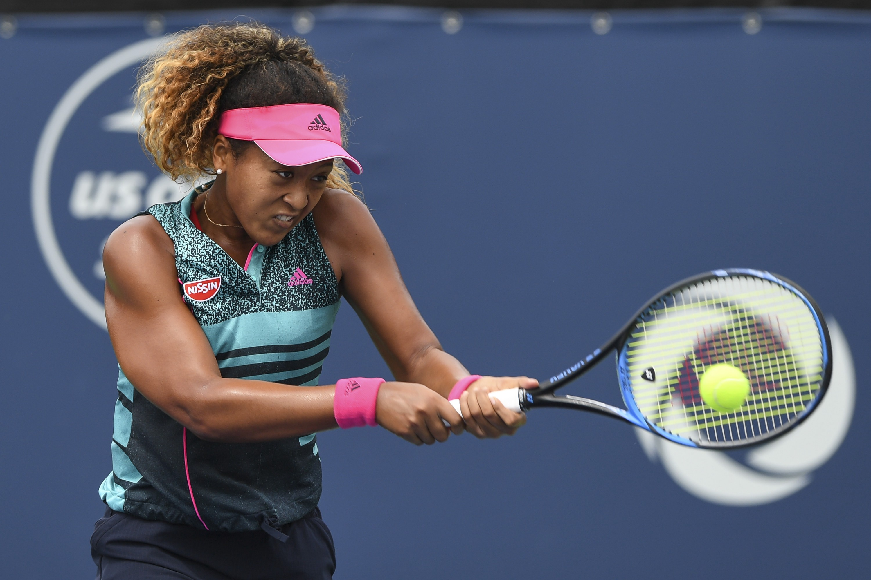 Naomi Osaka S Breakthrough Game The 20 Year Old Is Poised To Burst Into By New York Times Magazine New York Times Magazine Medium