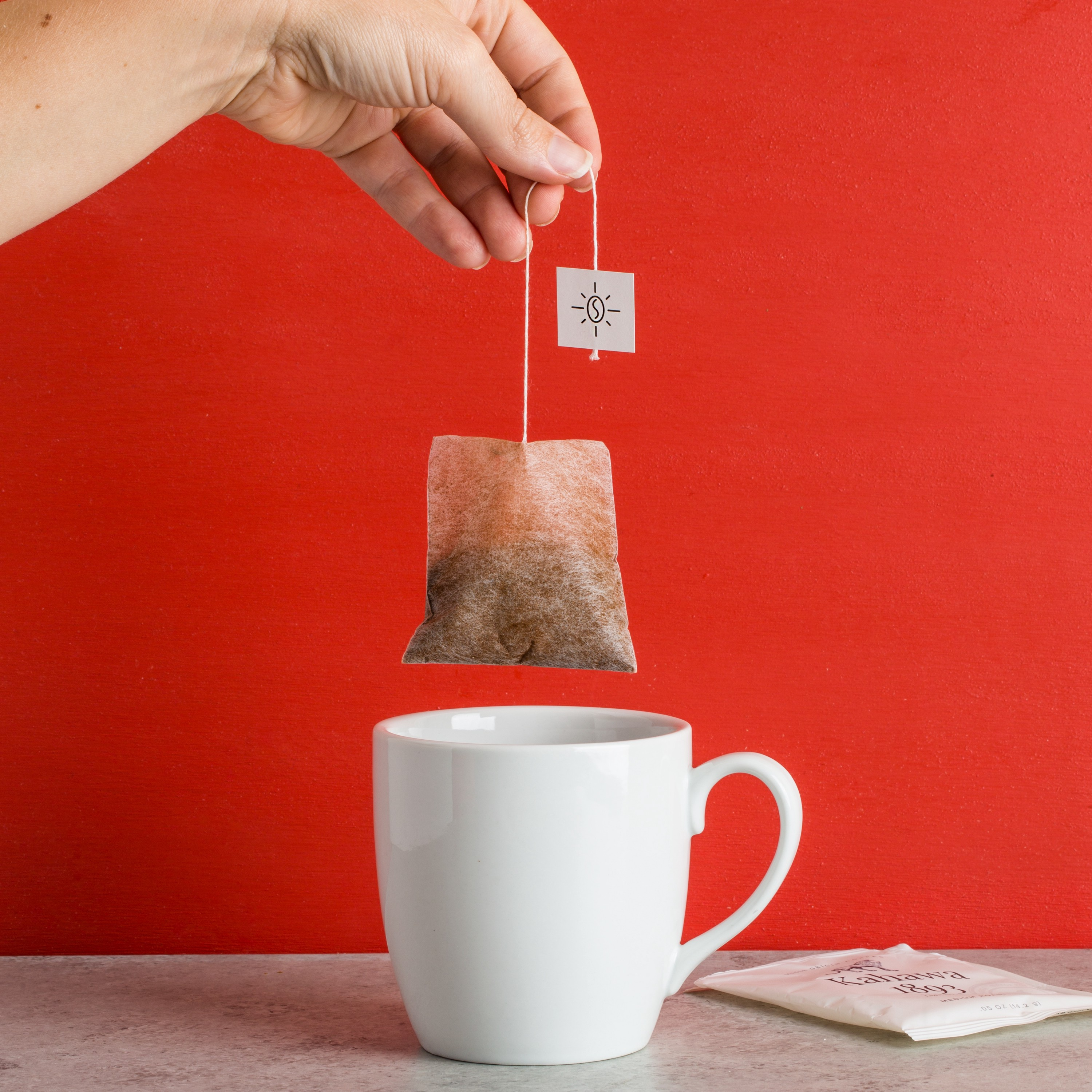 Coffee Tea Bags Are The Newest Way To