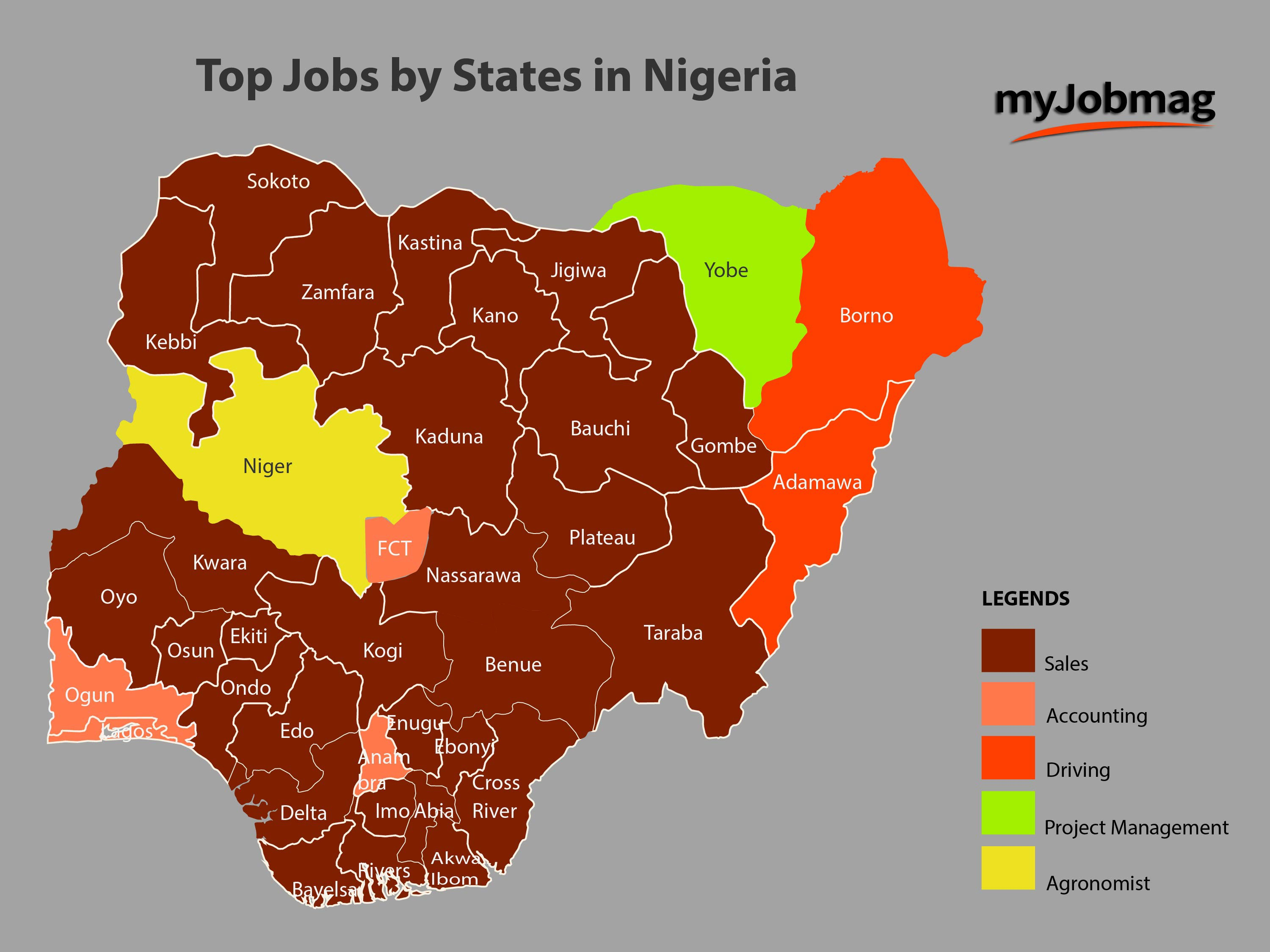 This Map Shows The Most Por Jobs by State in Nigeria Map Of Abia State Nigeria on map of osun state nigeria, adamawa nigeria, map of jigawa state nigeria, map of anambra state of nigeria, map of ogun state nigeria, map of kogi state nigeria, map of benue state nigeria, map of rivers state nigeria, size of nigeria, map of adamawa state, map of borno state nigeria, map of plateau state nigeria, map of yobe state nigeria, map of bayelsa state nigeria, delta state nigeria, 36 states in nigeria, map of niger state nigeria, map of ebonyi state nigeria, map of ekiti state nigeria, map of nigerian states,