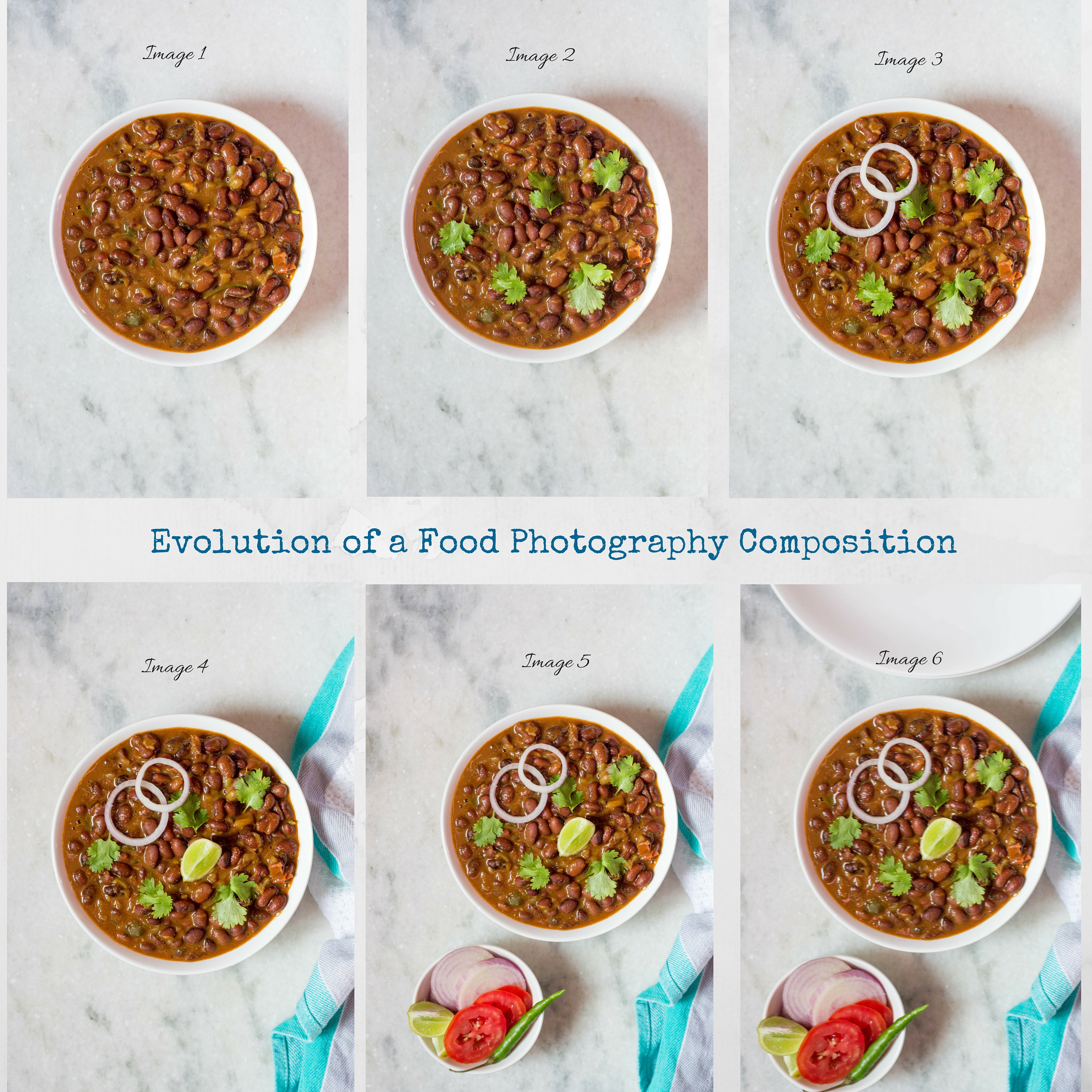 The Beginners Guide to Composition in Food Photography
