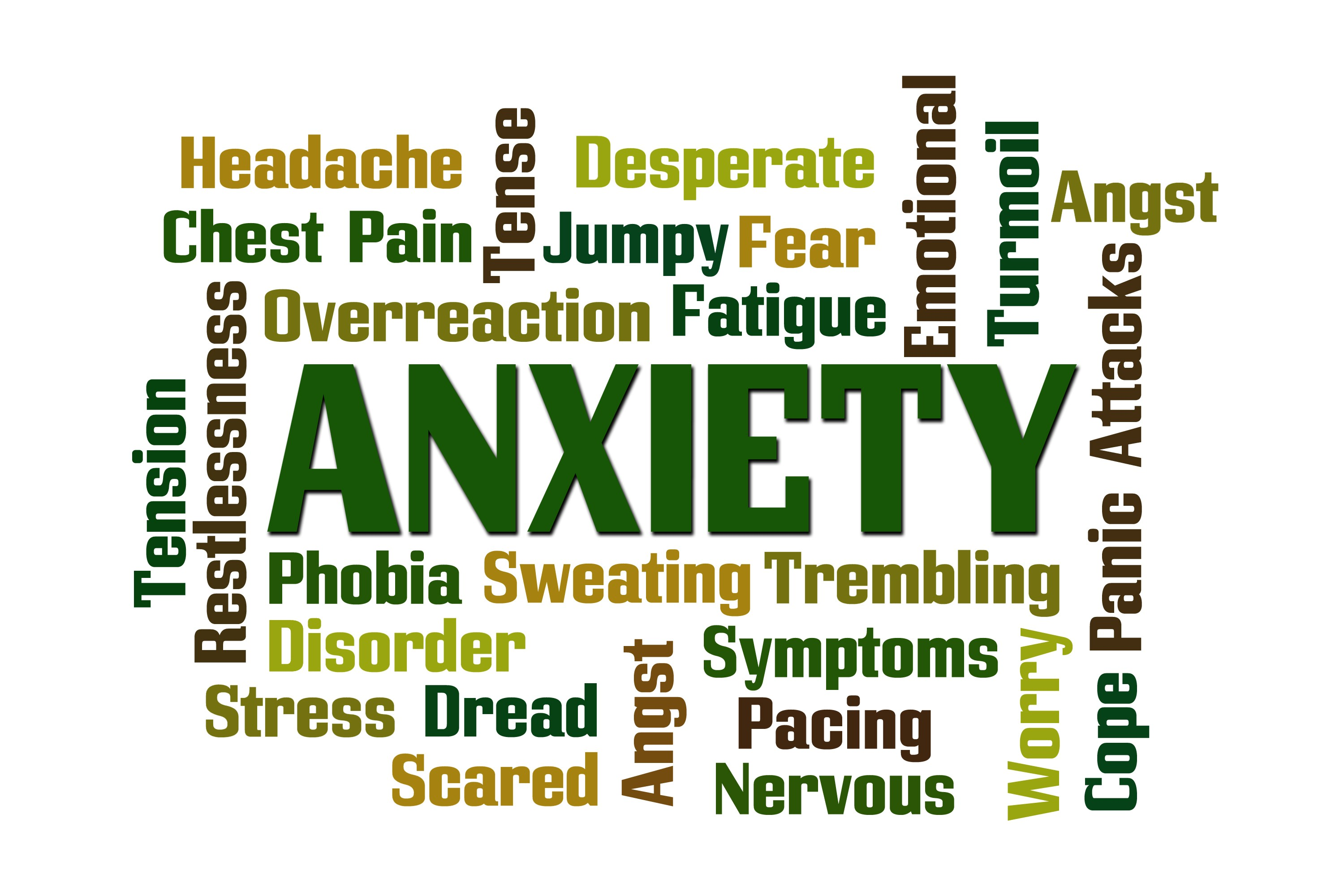 Common Anxiety Disorders and Their Causes | by Ahmed ...