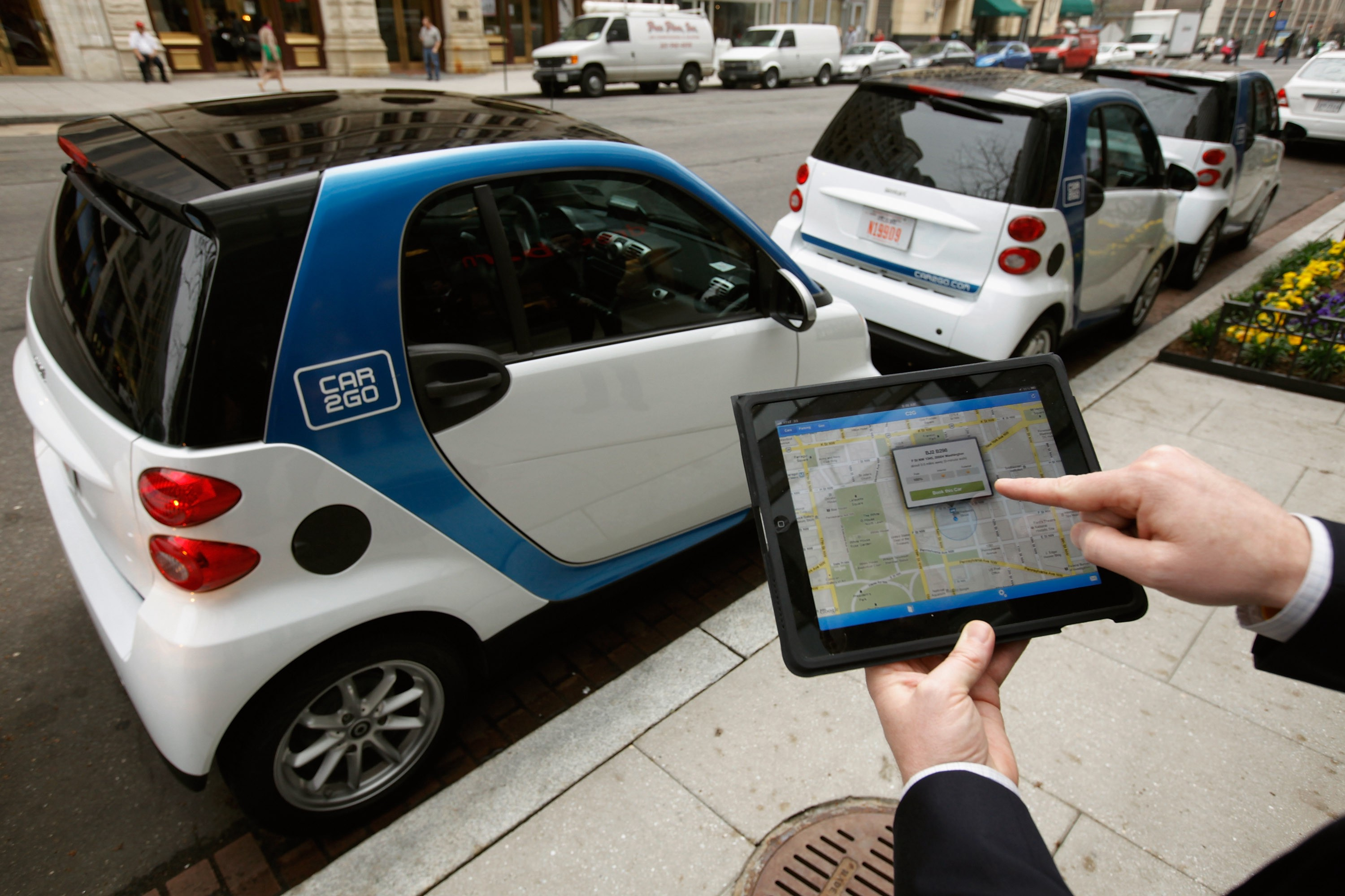 An Elegy For Car2go The Smarter Zipcar Rival That Lost Its Way
